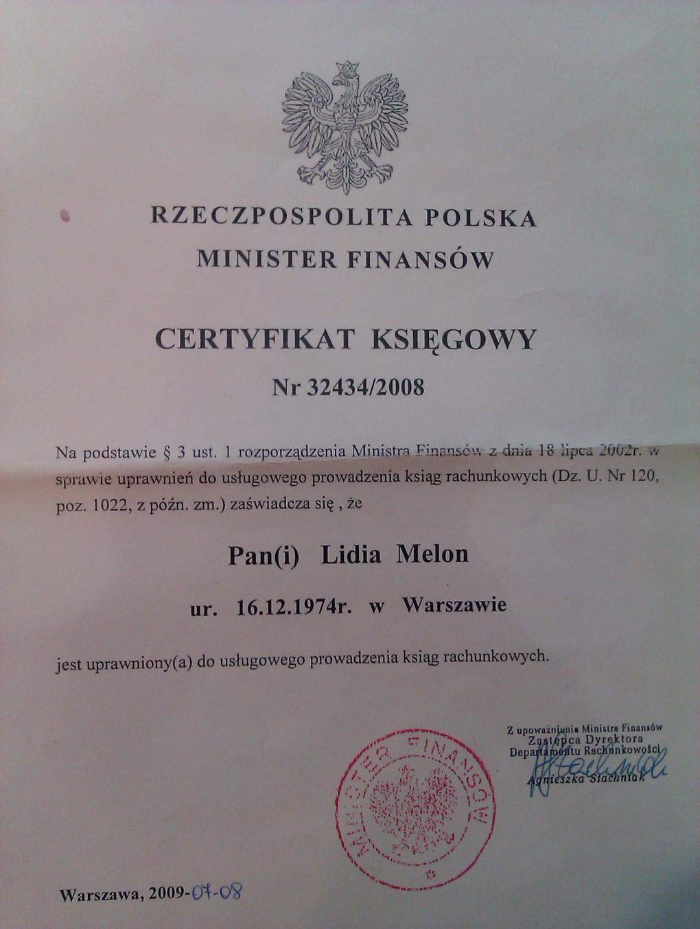 Lidia Melon